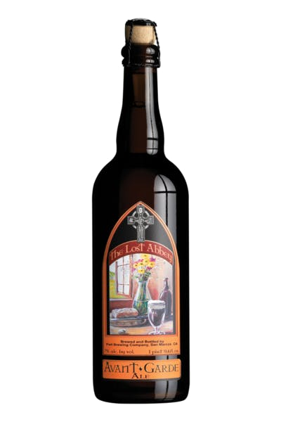 The Lost Abbey Avant Garde Ale