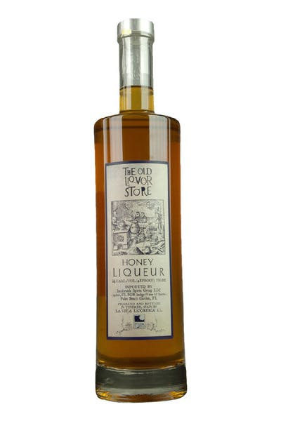 The Old Liquor Store Honey Liqueur