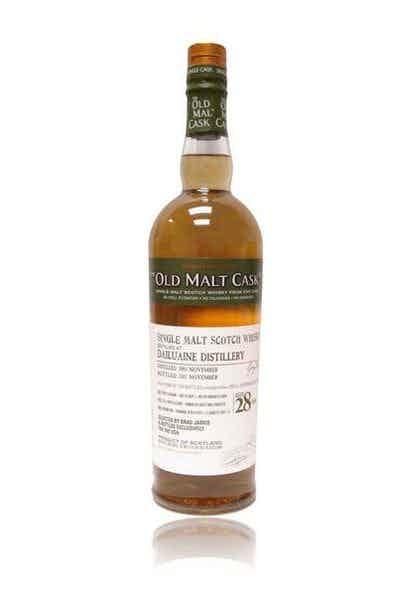 The Old Malt Cask Dailuaine 28 Year