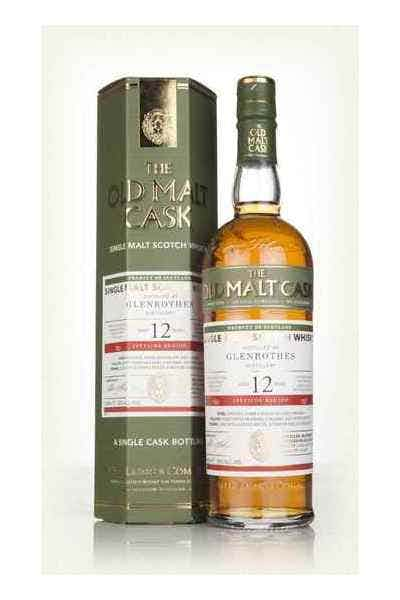 The Old Malt Cask Glenrothes 12 Year
