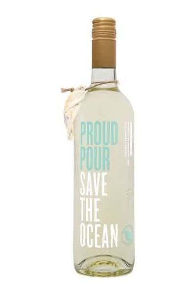 Proud Pour The Oyster Sauvignon Blanc