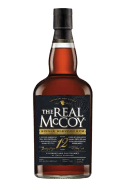 Real McCoy Barbados Rum 12 Years