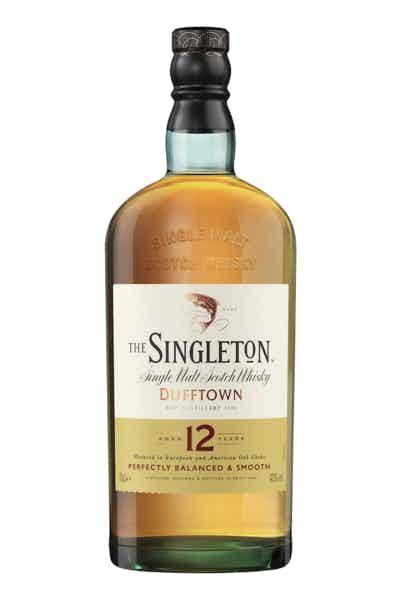 Singleton Of Dufftown Scotch 12 Years