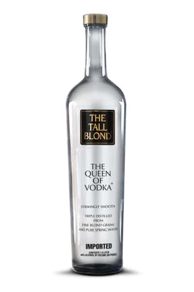 The Tall Blond Vodka