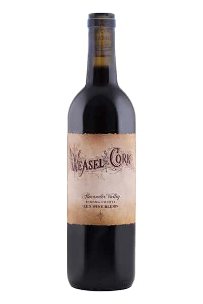 The Weasel And The Cork Red Blend