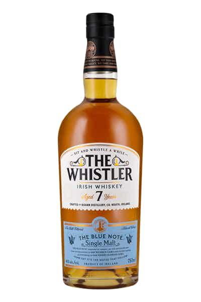 The Whistler Irish Whiskey 7 Year