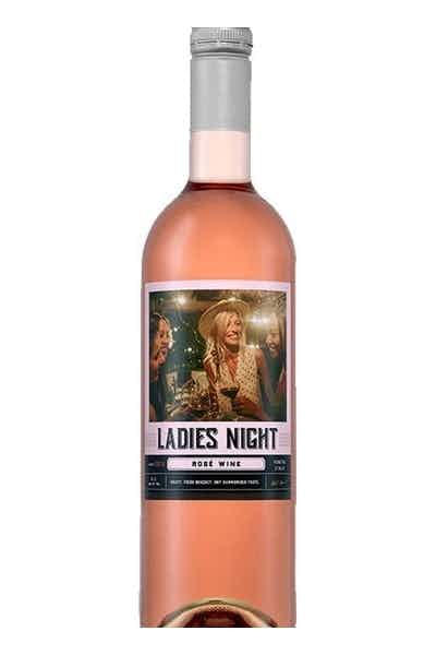 Theme Night Ladies Night Rosé