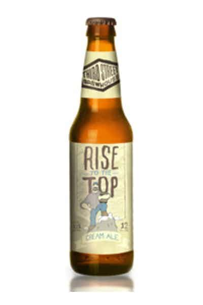 Third Street Rise to the Top Cream Ale