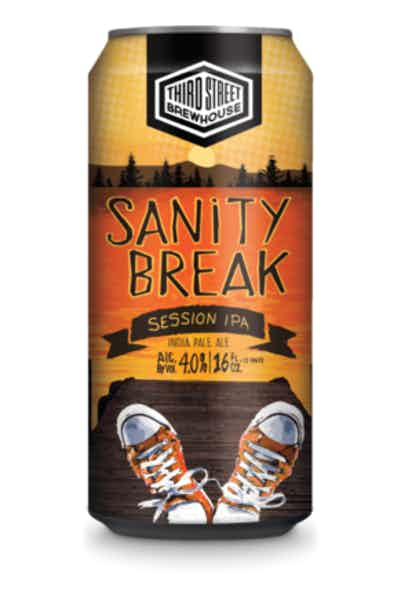 Third Street Sanity Break Session IPA