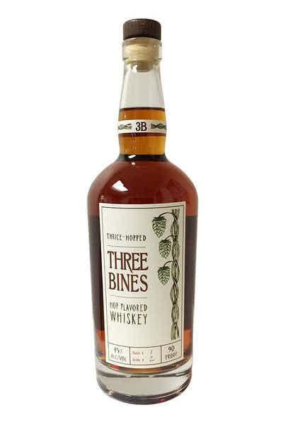 Three Bines Hop Flavored Whiskey