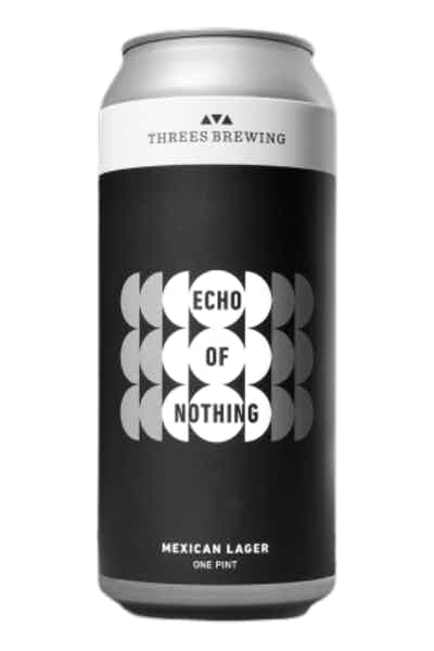 Three Brewing Echo Of Nothing Mexican Lager