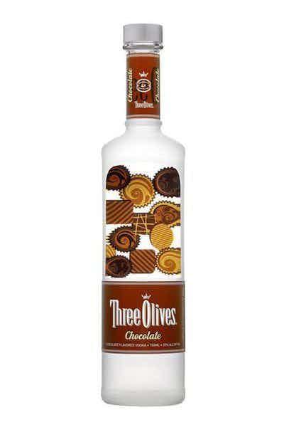 Three Olives Chocolate Vodka