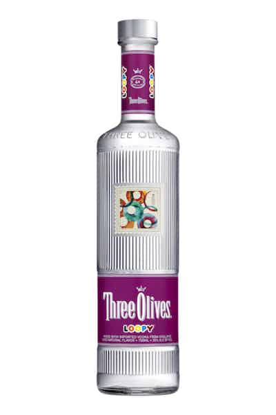 Three Olives Loopy Tropical Fruit Vodka