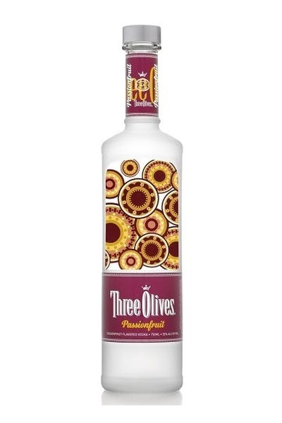 Three Olives Passion Fruit Vodka