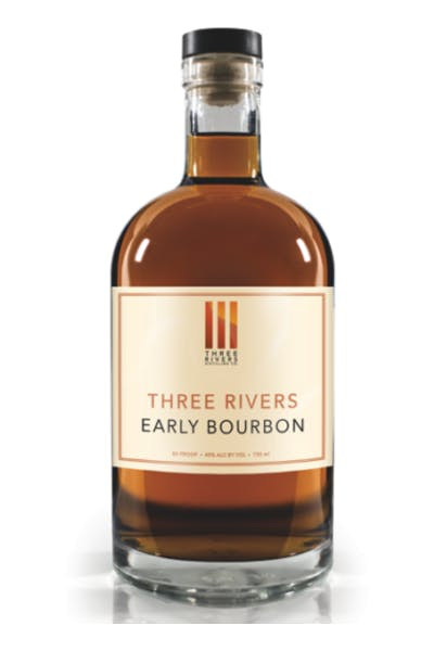 Three Rivers Early Bourbon