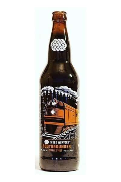 Three Weavers Southbounder Coffee Stout