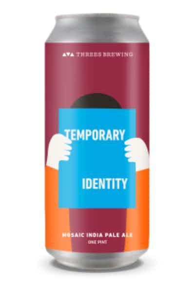 Threes Brewing Temporary Identity IPA