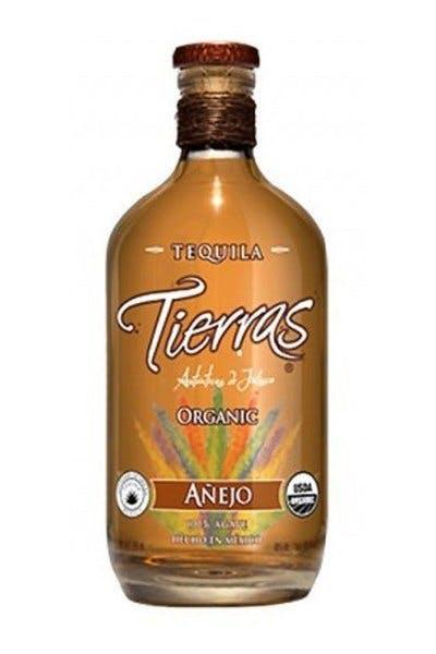 Tierras Anejo Tequila