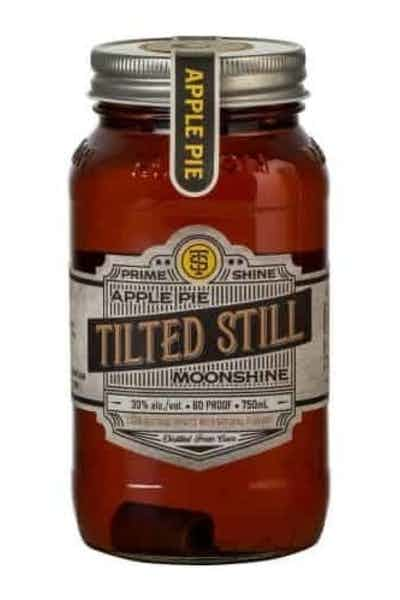 Tilted Still Apple Pie