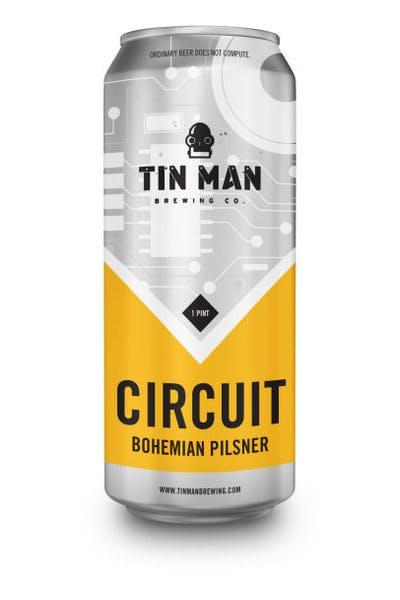 Tin Man Pilsner