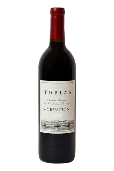"Tobias Vineyards ""Formation"" Red Blend"
