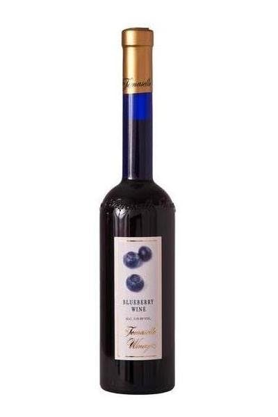 Tomasello Blueberry Wine