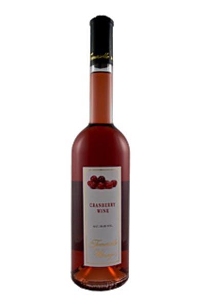 Tomasello Cranberry Wine