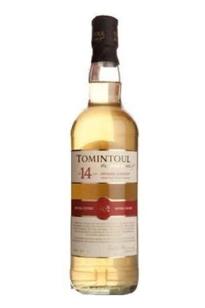 Tomintoul 14 Year Single Malt Scotch