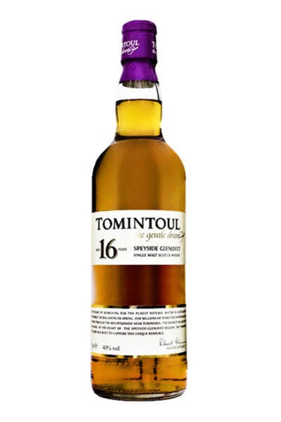 Tomintoul 16 Year Malt