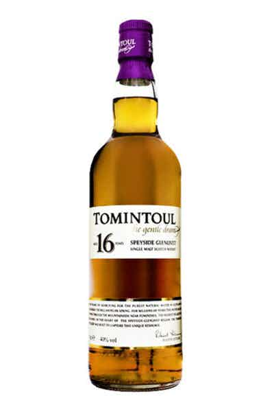 Tomintoul 16 Year Malt