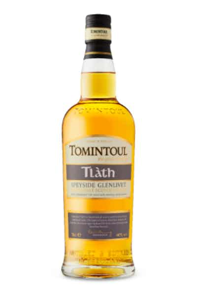 Tomintoul Tlath Speyside Glenlivet Single Malt Scotch Whisky