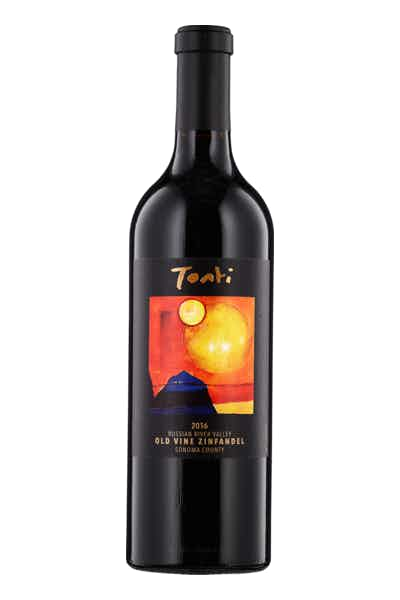 Tonti Old Vine Zinfandel Russian River Valley
