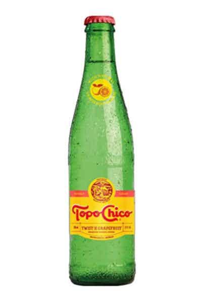 Topo Chico Grapefruit Mineral Water