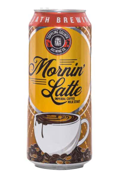 Toppling Goliath Mornin' Latte