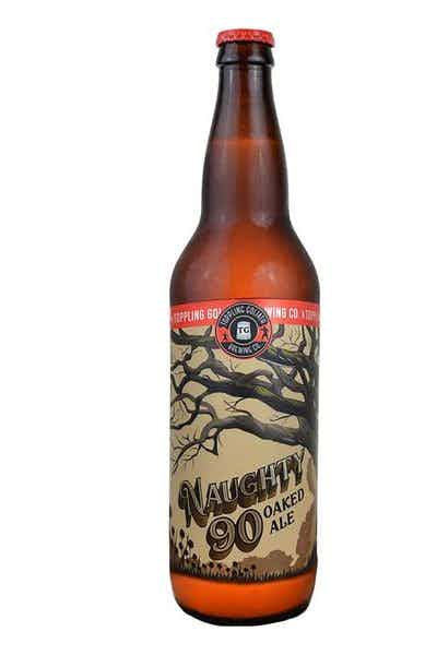 Toppling Goliath Naughty 90 Oaked Strong Ale
