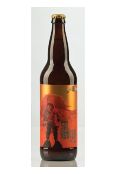 Toppling Goliath Sol Hunter