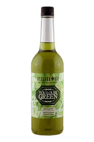 Toulouse Green Absinthe Verte