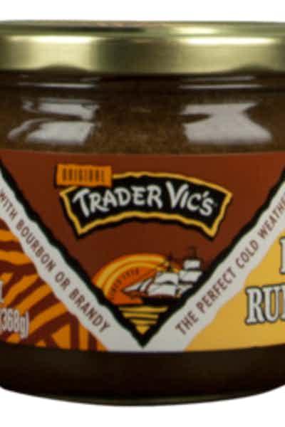 Trader Vic Hot Buttered Rum Batter