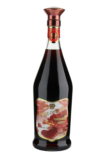 Tree of Life Pomegranate Liqueur