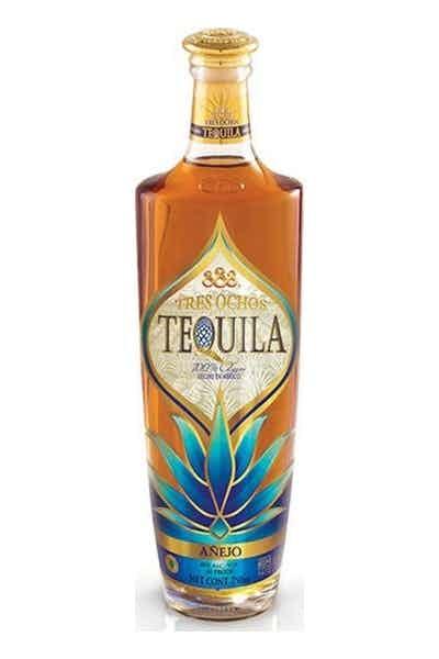 Tres Ochos Anejo Tequila