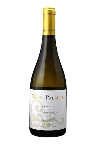 Tres Palacios Chardonnay Reserve