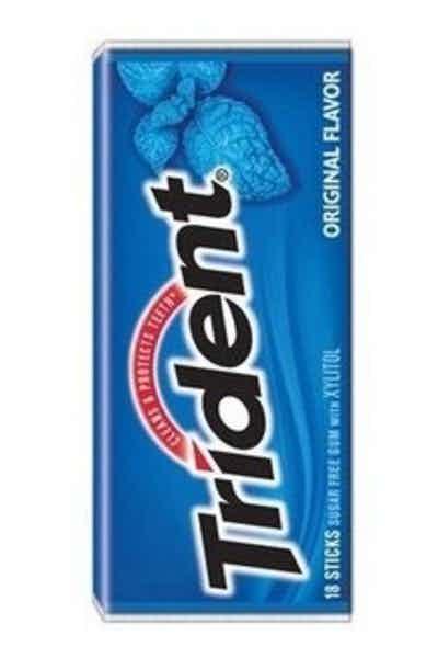 Trident Original Flavor Gum
