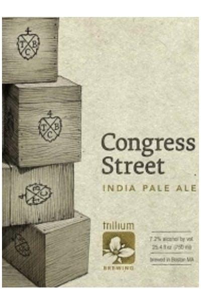 Trillium Congress Street IPA