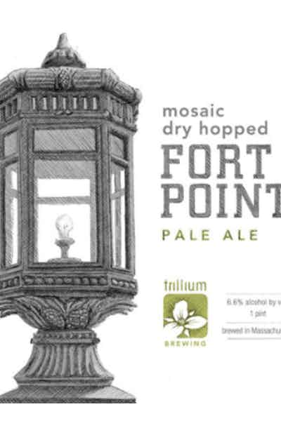 Trillium Mosaic Dry Hopped Fort Point Pale Ale