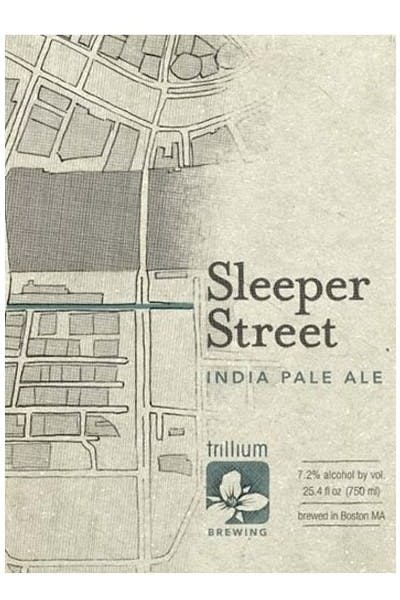 Trillium Sleeper Street IPA