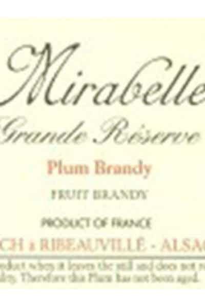 Trimbach Mirabelle Plum Brandy
