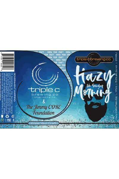 Triple C Brewing Hazy Like Sunday Morning IPA