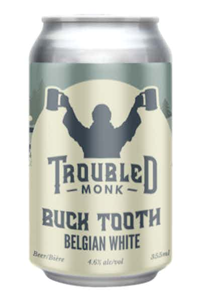 Troubled Monk Buck Tooth Belgian White