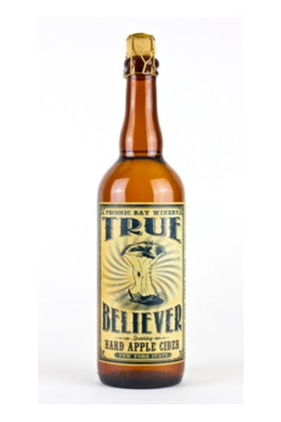 True Believer Hard Apple Cider