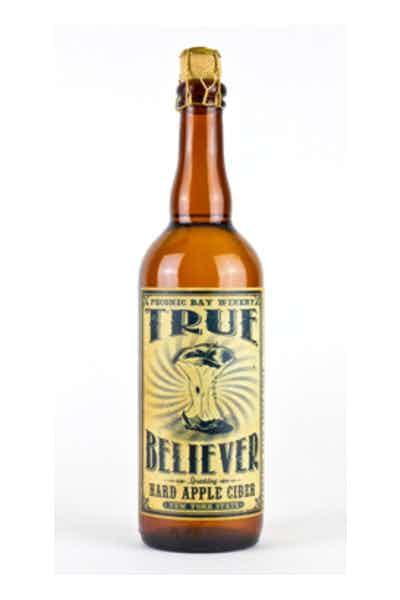 True Believer Hard Apple Cider